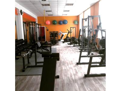 Тренажерный зал InsideVector, г. Пермь (тренажеры RT-Sport)