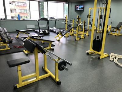 Тренажерный зал Ferrum, г. Челябинск (тренажеры RT-Sport)