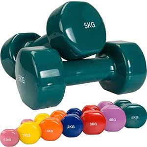 Гантели для фитнеса (5)